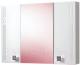 Шкаф с зеркалом для ванной Акваль Оливия 90 / EO.04.90.00.N -