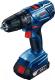 Профессиональная дрель-шуруповерт Bosch GSR 180-LI Professional (0.601.9F8.100) -