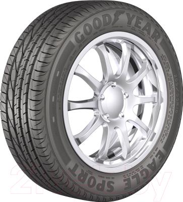 Летняя шина Goodyear Eagle Sport 205/55R16 91V