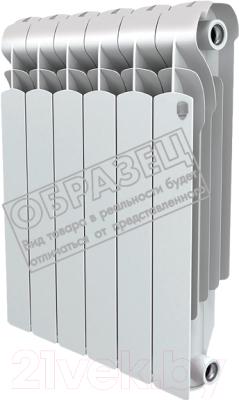 Радиатор алюминиевый Royal Thermo Indigo 500 (1 секция)