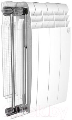 Радиатор биметаллический Royal Thermo Biliner 500 (1 секция)