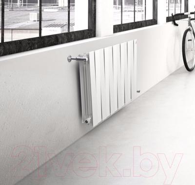 Радиатор биметаллический Royal Thermo PianoForte 500 Bianco Traffico (1 секция)