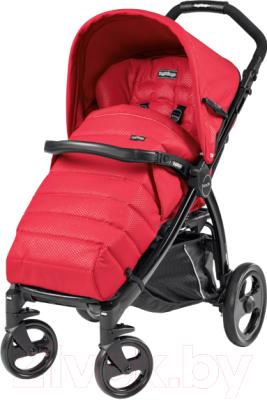 Детская прогулочная коляска Peg-Perego Book Completo (Mod Red)