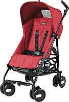 Детская прогулочная коляска Peg-Perego Pliko Mini Classico (Mod Red) -