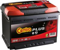 Автомобильный аккумулятор Centra Plus CB740 (74 А/ч) -