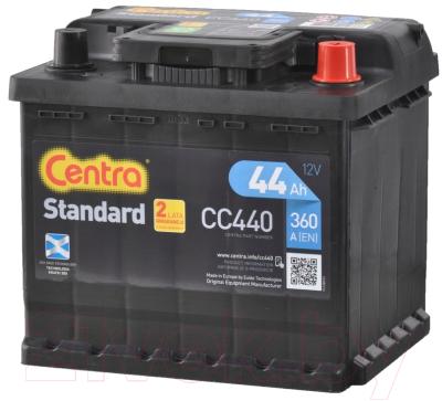 Автомобильный аккумулятор Centra Standard CC440