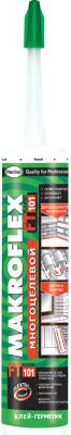 Клей Makroflex FT 101 Многоцелевой (280мл, белый)