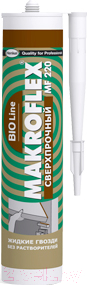 Клей Makroflex MF 220 Сверхпрочный Bio Line (400г)