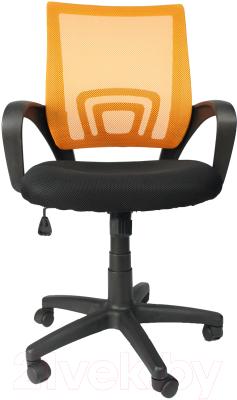 Кресло офисное Everprof EP-696 (оранжевый)