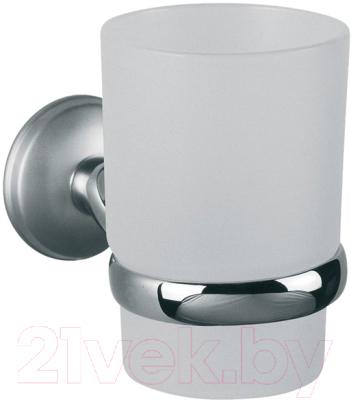 Стакан для зубной щетки и пасты Bisk 71525
