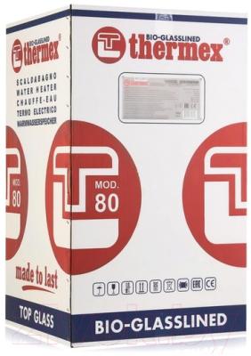 Накопительный водонагреватель Thermex ERS 80 V Silverheat