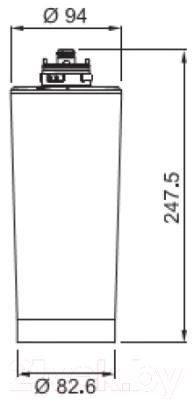 Картридж Franke Clear Water 133.0284.026