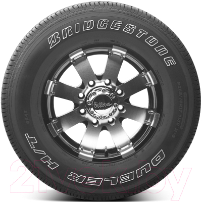 Летняя шина Bridgestone Dueler H/T 684 II 275/50R22 111H