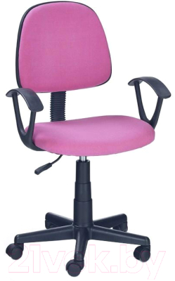 Кресло детское Halmar Darian Bis (розовый)