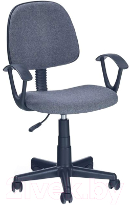 Кресло детское Halmar Darian Bis (серый)