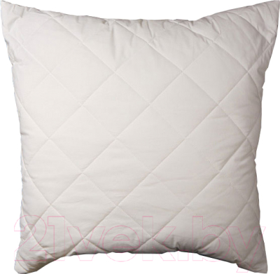 Подушка для сна Файбертек 3838.Т.Л (белый)