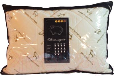 Подушка для сна Файбертек 6848С.Ш (овечья шерсть)