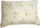 Подушка для сна Файбертек 6848С.Ш (овечья шерсть) -