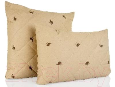 Подушка для сна Файбертек 6848.С.В. (верблюжья шерсть)