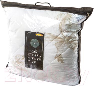 Подушка для сна Файбертек 6868.Л (льняное волокно)