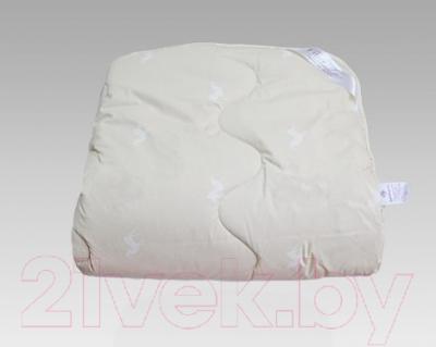 Одеяло Файбертек Ш.2.06 205x150 (овечья шерсть)