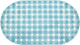 Коврик для ванной Bisk 05193 -
