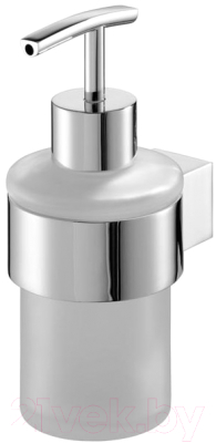 Дозатор жидкого мыла Bisk 02981