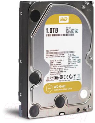 Жесткий диск Western Digital Gold 1TB (WD1005FBYZ)