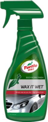 Полироль для кузова Turtle Wax It Wet / FG7638 turtle wax полироль для кузова renew polish 0 5 л