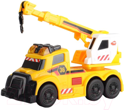 Кран игрушечный Dickie Машина с краном / 203302006