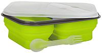 Набор для ланча MPM SLS-1/4 (зеленый) -