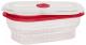 Контейнер MPM SPS-2/3 (прозрачный красный) -