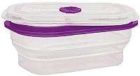 Контейнер MPM SPS-2/7 (прозрачный/фиолетовый) -