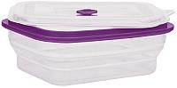 Контейнер MPM SPS-4/7 (прозрачный/фиолетовый) -