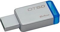 Usb flash накопитель Kingston DataTraveler 50 64GB (DT50/64GB) -