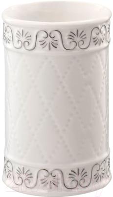 Стакан для зубной щетки и пасты Bisk 03051