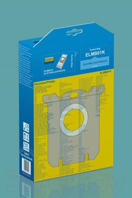 Комплект пылесборников для пылесоса Worwo ELMB 01 K
