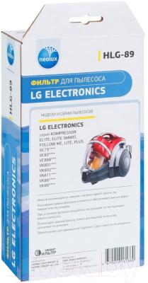 Фильтр для пылесоса Neolux HLG-89