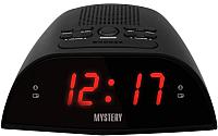 Радиочасы Mystery MCR-48 (черный/красный) -