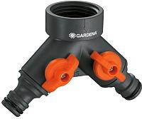 Разветвитель для шланга Gardena 00938-20 -