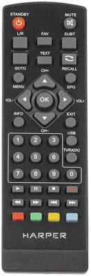 Тюнер цифрового телевидения Harper HDT2-1108