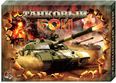 Настольная игра Десятое королевство Танковый бой / 00994