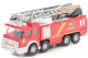 Автомобиль игрушечный Big Motors Пожарная машина с лестницей SY732 -