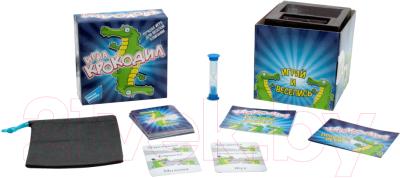 Настольная игра Dream Makers Крокодил / 1315H