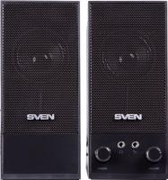 Мультимедиа акустика Sven SPS-604 (черный) -