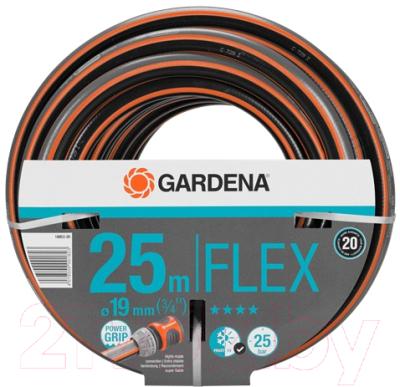 Шланг поливочный Gardena Flex 18053-20