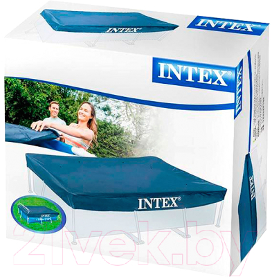 Тент-чехол для бассейна Intex 28037