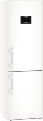 Холодильник с морозильником Liebherr CBNP 4858