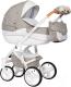 Детская универсальная коляска Riko Brano Luxe 2 в 1 (02/Latte) -