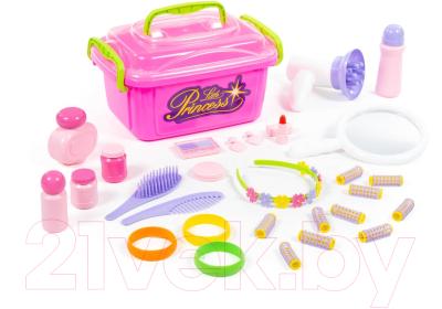 Набор аксессуаров для девочек Полесье Маленькая принцесса №7 / 53497 (в контейнере)